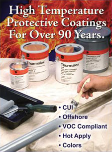 Dampney Company - High Temperature Protective Coatings